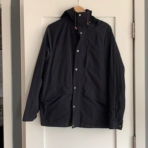 Club Monaco Windbreaker/Rain Resistant Jacket